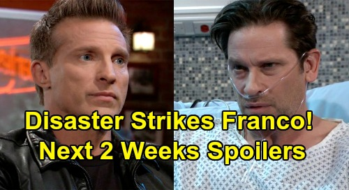 General Hospital Spoilers Next 2 Weeks: Liz's Horrifying Phone Call – Disaster Strikes Franco – Jason Battles Shiloh's Treachery