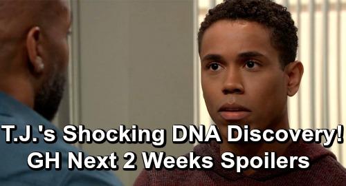 General Hospital Spoilers Next 2 Weeks: T.J.'s Shocking DNA Hunt – Brad Finds a Backbone – Kim Flirts with the Dark Side