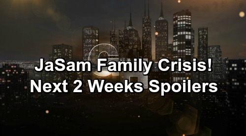 General Hospital Spoilers Next 2 Weeks: JaSam Family Crisis - Maxie Wrestles with Her Heart – Oscar's Brutal Medical Ordeal