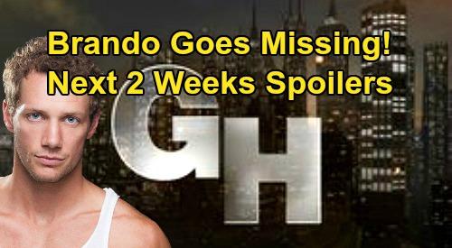 General Hospital Spoilers Next 2 Weeks: Brando Goes Missing - Violet's Birthday Bash Disaster - Trina Attacks Curtis