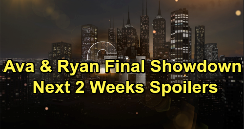General Hospital Spoilers Next 2 Weeks: Ava and Ryan's Final Showdown – Michael's Baby Conflict – Devastation for Franco