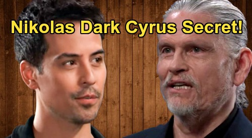 General Hospital Spoilers: Nikolas' Dark Cyrus Secret, Cassandra Connection Revealed – Huge Trouble for Devious Cassadine?