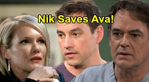 General Hospital Spoilers: Can A Nikolas Cassadine Return Save Ava From Ryan?