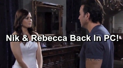 General Hospital Spoilers: Are Nikolas Cassadine and Rebecca Shaw Back In Port Charles - Tyler Christopher's Shocking Tweet