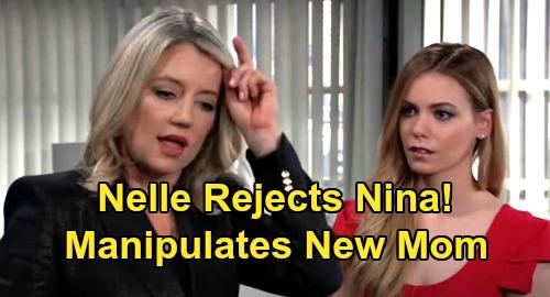 General Hospital Spoilers: Nelle's Rejection Devastates New Mom Nina – Master Manipulator's Shocking Strategy?