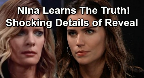 General Hospital Spoilers: Nina FINALLY Learns the Truth About Sasha – See the Details of the Long-awaited Big Reveal