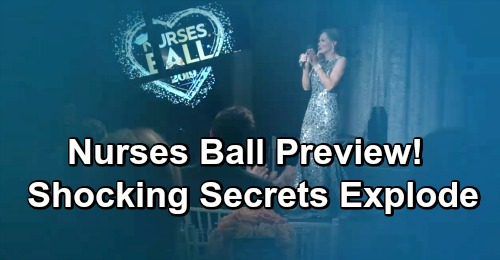 General Hospital Spoilers: Shocking Nurses Ball Preview – See How Secrets and Drama Explode at 2019's Hottest Event