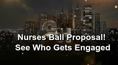General Hospital Spoilers: Surprising Nurses Ball Proposal Shocks Port Charles – See Who Gets Engaged