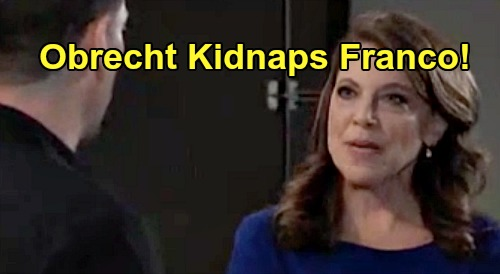 General Hospital Spoilers: Franco Kidnapped and Held Captive by Obrecht – Desperate Hostage Crisis Brings Surprising Hero