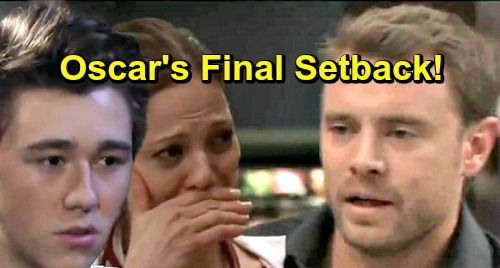General Hospital Spoilers: Oscar's Final Setback, Kim Gets Disturbing News – Cam Blamed For Teen Trip Tragedy
