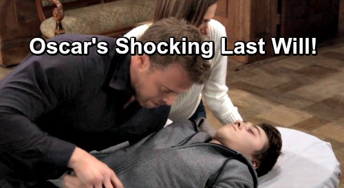 General Hospital Spoilers: Oscar's Surprising Last Will and Testament – See Who Gets The Money and Why