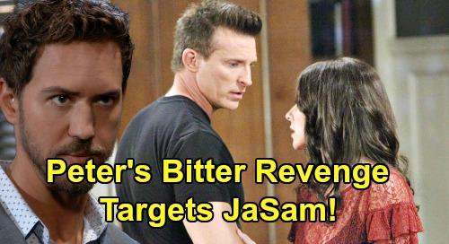 General Hospital Spoilers: Peter's Revenge After Losing Maxie Forever – Jason & Sam Under Attack?