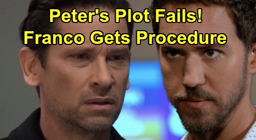General Hospital Spoilers: Peter's Plot Is a Bust, Can't Stop Franco's Procedure – Big Memory Reveal Arrives for Liz and Boys