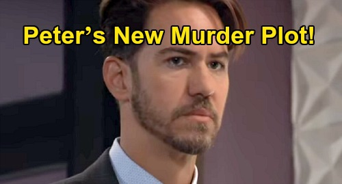 General Hospital Spoilers: Peter's New Murder Plot – Who Is Ruthless Villain's Next Victim?
