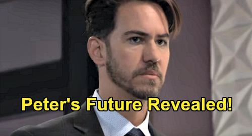 General Hospital Spoilers: Peter August Staying or Leaving – Wes Ramsey's GH Future Revealed