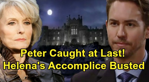 General Hospital Spoilers: Helena and Peter's Alliance Exposed – Shiloh's Dark Bombshell Blows Up Peter's Life