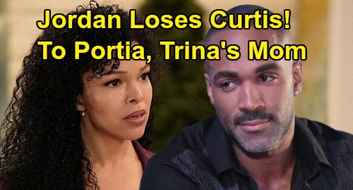 General Hospital Spoilers: Curtis' Hot New Romance - Portia Robinson's Steamy Possibilities – Will Jordan Lose Her Man To Trina's Mom?