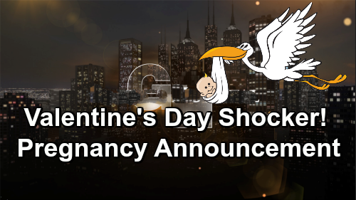 General Hospital Spoilers: Valentine's Day Pregnancy Announcement – See Who Drops the Baby Bomb
