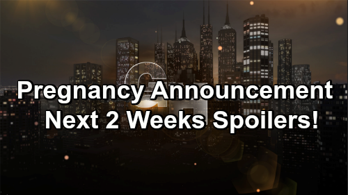 General Hospital Spoilers Next 2 Weeks: Big Pregnancy Announcement - Aiden's Special Day - Kristina Jealous Over Sam and Shiloh
