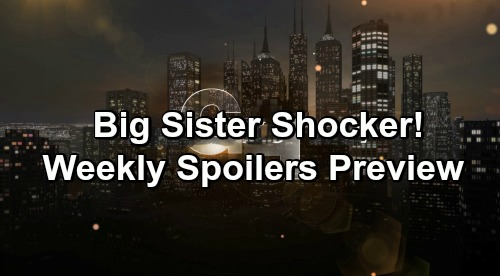 General Hospital Spoilers: Week of April 22-26 Preview – Risky Showdowns, New Strategies and Fierce Outbursts