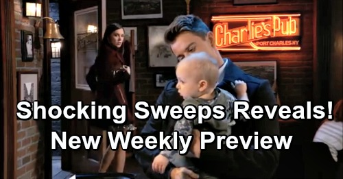 General Hospital Spoilers: New Weekly Preview Video - A Bloody Trail, Shocking Reveals and New Romances