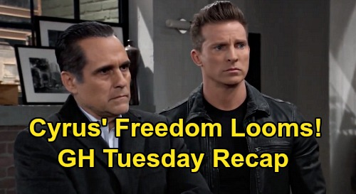 General Hospital Spoilers: Tuesday, March 24 Recap - Wiley's Health Crisis - Brook Lynn's Revenge - Cyrus' Leaving Prison