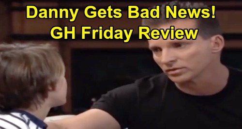 General Hospital Spoilers: Friday, November 22 Review - Nikolas Overhears Hayden's Betrayal - Jason Gives Danny Bad News