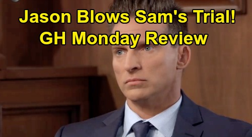 General Hospital Spoilers: Monday, November 18 Review - Jason Is Sam's Liability At Trial - Franco & Kim Part - Liesl's Wiley Slip