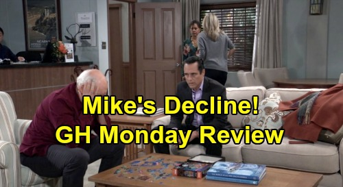 General Hospital Spoilers: Monday, November 25 Review - Neil Suspects Kendra - Trina's Genealogy Hit In PC - Sonny Struggles With Mike