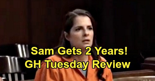 General Hospital Spoilers: Tuesday, November 19 Review - Franco Opts For Memory Procedure - Sam Gets 2 Years - Brook Lynn Returns Home