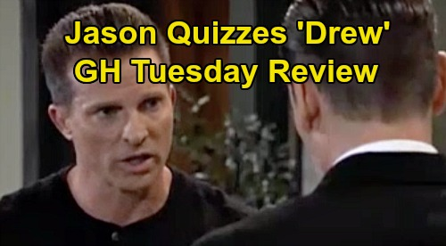 General Hospital Spoilers: Tuesday, October 22 Review - Finn Called In To Treat Daughter - Julian Gives Scott Dirt On Kim