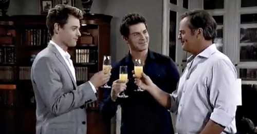 General Hospital Spoilers: Will Dillon Return In 2020 - Robert Palmer Watkins Salutes Tracy - Quartermaine Expansion Plans Revealed