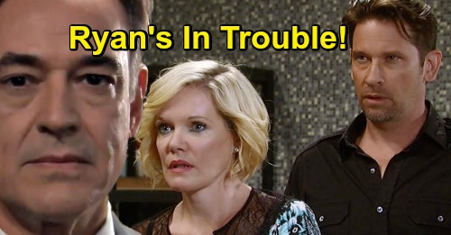 General Hospital Spoilers: Franco Shocks Ava With News On Kiki's Death – Ryan's In Trouble