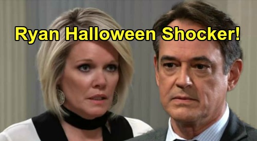 General Hospital Halloween Spoilers: Ava Followed By Masked Man, Is It Escaped Ryan?