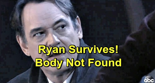 General Hospital Spoilers: Jon Lindstrom Hints Ryan Survives – Body Never Found, Serial Killer Cheats Death Again