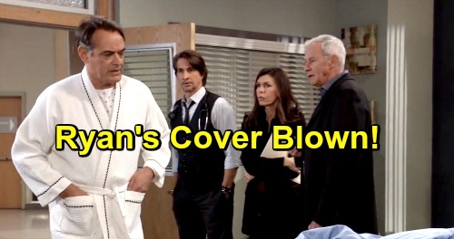 General Hospital Spoilers: Killer Ryan's Cover Blown - Robert and Anna Trap 'Kevin' In Dr. Cabot Spy Lie