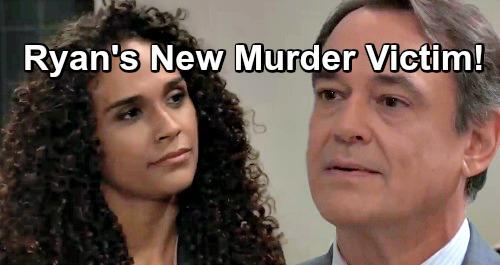 General Hospital Spoilers: 2 Weeks Ahead - Ryan Picks New Murder Victim, Takes Jordan's Bait