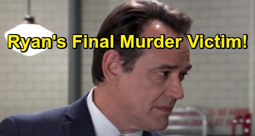 General Hospital Spoilers: Ryan's Final Murder Plot, One Last Target to Upstage Franco – See Who the Victim Will Be