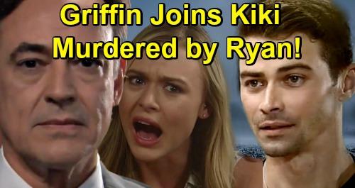 General Hospital Spoilers: Ryan's Next Victim Revealed – Griffin Murdered as Matt Cohen's Departure Nears