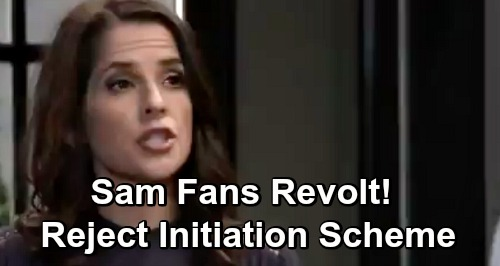 General Hospital Spoilers: Sam Fans Appalled by Crazy Shiloh Initiation Scheme – See Why GH Is Pushing the Wrong Strategy