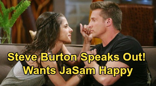 General Hospital Spoilers: Steve Burton Thinks Jason & Sam Deserve a Break – 'Can't We Just Be Happy for Just a Little While?'