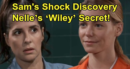 General Hospital Spoilers: Sam Uncovers Nelle's 'Wiley' Secret – Reunites Michael and Jonah, Prison Stint Pays Off?