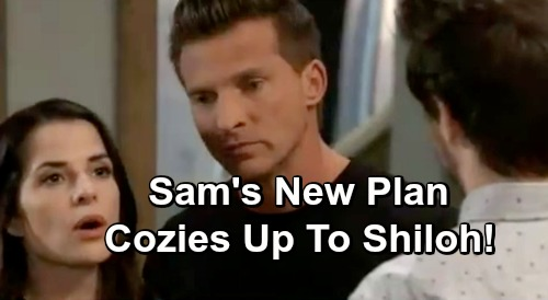 General Hospital Spoilers: Sam's New Plan - Flirts With Shiloh, Hides Jason Reunion – JaSam Face Startling Cult Danger