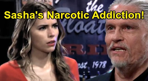 General Hospital Spoilers: Sasha's Narcotics Addiction Begins – Pulled Into Cyrus' Twisted Drug Web