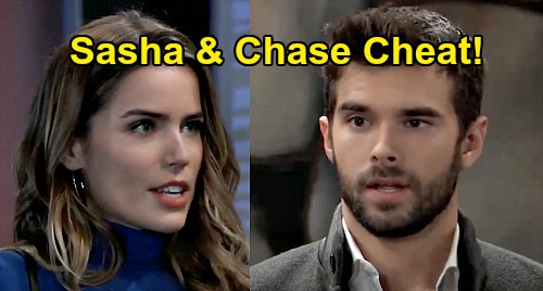 General Hospital Spoilers: Sasha & Chase Affair, Cheat to Make Willow Marry Michael – Sacrifice for Wiley's Sake?