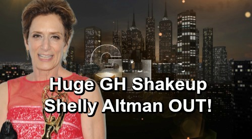 General Hospital Spoilers: Co-Head Writer Shelly Altman Leaving GH - Angry Fans Call For More Changes