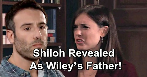 General Hospital Spoilers: Shiloh Revealed as Wiley's Father, Willow's Baby Daddy – Cult Chaos Adds to Baby Swap Drama
