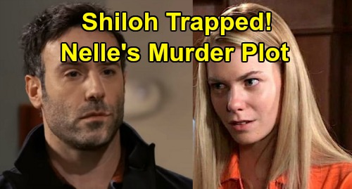 General Hospital Spoilers: Shiloh Caught in Shocking Escape Trap – Nelle's Next Murder Plot, Determined to Protect Wiley Secret?