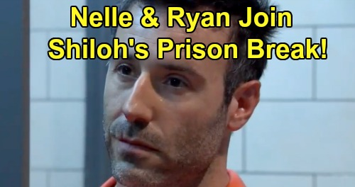 General Hospital Spoilers: Nelle, Shiloh and Ryan's Ultimate Escape Plot – Pentonville Alliance Brings Port Charles Chaos