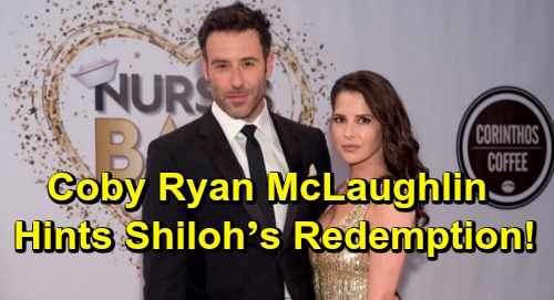 General Hospital Spoilers: Coby Ryan McLaughlin Teases Shiloh's Redemption – Is It Even Possible or Is Death Inevitable?